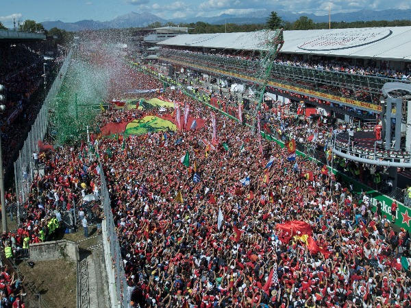 Monzanet Calendario 2020.Formula 1 Gran Premio D Italia