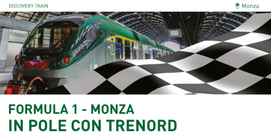 In pole con Trenord