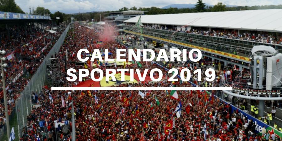 Calendario Sportivo.Calendario Sportivo 2019 Del Monza Eni Circuit
